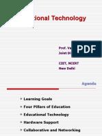 Educational Technology v Kamat