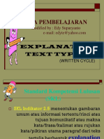 Explanation Text (Teori)
