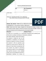 Ficha de Articulo 1