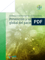 prevencion y salud global del paciente