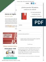 ▷ Números en inglés - GUÍA de estudio en PDF GRATIS (2019) (1)