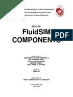 MEIC Pneumatic FluidSIM Components