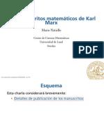 Marx y Las as