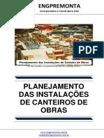 Planejamento Das Instalações de Canteiro de Obras