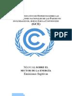 Manual de Emisiones Fugitivas