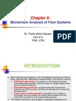 Chapter 6- Momentum