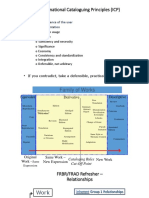 International Cataloguing Principles (ICP)