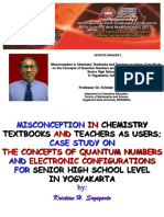 Seminar Miskonsepsi UPSI 2013 - Prof. Sugiyarto