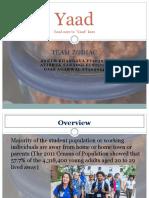 Yaad - Food Logistics at Go - SUNISH SETH