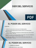 Poder Del Servicio