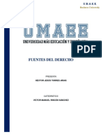 Fuentes Del Derecho-hector Jesus Torres Arias