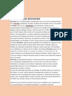Biografía de Sócrates