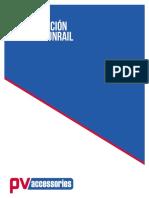 Manual de instalación sistema sunrail