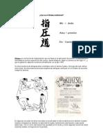 Que Es El Shiatsu Tradicional