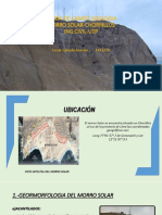 Salida de Campo Geologia
