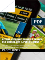 Betting Exchange_ Manuale Pratico Per Vincere Con Betting Exchange (Italian Edition) - Paddy Jones