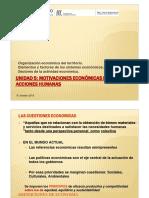 Geog. Económica- Definiciones
