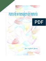 Diario de Un Mensajero Sin Memoria