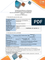 Guía de Actividades y Rubrica de Evaluación - Tarea 2 - Acciones de Gobernanza (1)