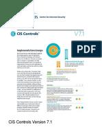 CIS Controls Version 7.1 Implementation Groups 1.2