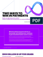 Accenture Global Payments Pulse Survey 2019