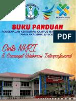 Buku Panduan PKKMB 2019