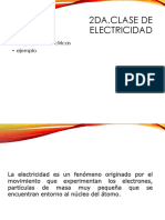 2da Clase Magnitudes Electricas