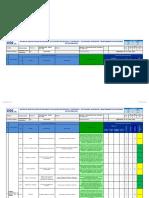 Matriz IPERC - Sector Eléctrico