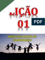 SEMINÁRIO COMPROMETIDOS L 01 e 02