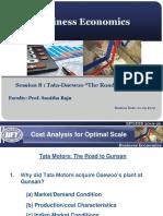 Tata Daewoo Case Study