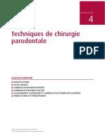 Techniques de chirurgie  parodonale.pdf