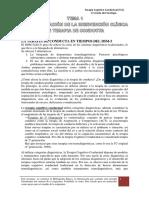 TEMA 1 Terapia Cognitivo Conductual (TCC)