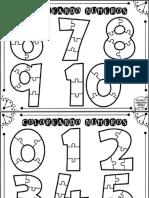 Coloreando Letras y Números