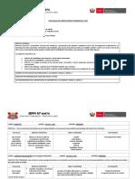 PLAN ANUAL COMPUTACIÓN  E INFORMATICA NIVEL PRIMARIA IEPPSM N° 60374 - 2019