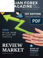 Asian Forex Magazine First Edition