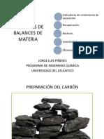 Clase 2. New Principios de La Preparación Del Carbón