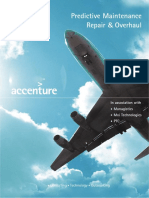 Accenture Predictive Maintenance Repair & Overhaul