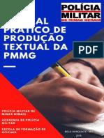 Proposta de Manual de Produção Textual PMMG
