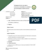 Informe organica 4