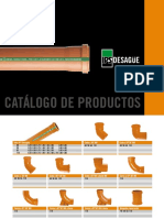 Catálogo de Productos DESAGUE
