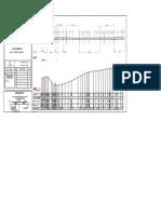 Plans Tracé Et Profils-AXE 1