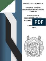Guia Exaum II 2018 Ciencias Humanas y Derecho
