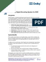 A Dolby Digital Encoding System for DVD