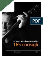 Russel David 165 Consigli