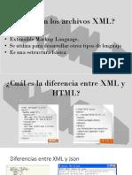 XML y Json