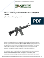 AR-15 Cleaning & Maintenance_ a Complete Guide