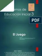 Cuaderno de Educación Inicial 3