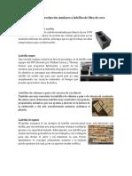 Procesos de Producción Similares a Ladrillos de Fibra de Coco