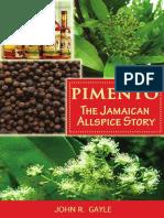 Wonderful Pimento of Jamaica