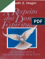 Kenneth E. Hagin - A Respeito Dos Dons Espirituais